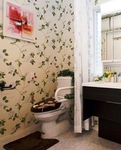 モデルルーム A バスルーム